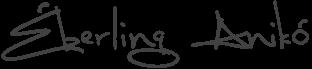 Éberling Anikó – portfólió