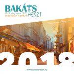 Bakats Feszt 2018