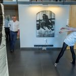 A látszatvilág mögé néző művész – Megnyílt Éberling Anikó tárlata